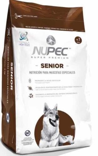 Nupec Senior 15 Kilos Original
