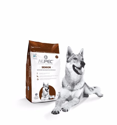 Nupec Senior 15kg Envio Gratis - Star Pet Shop