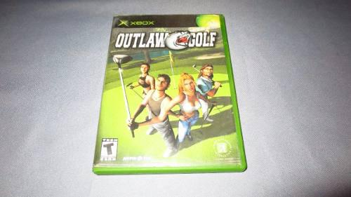 Outlaw Golf Xbox Clasico **juegazo**
