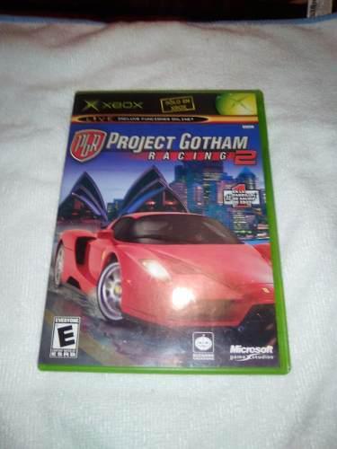 Project Gotham Racing 2 Xbox Clásico