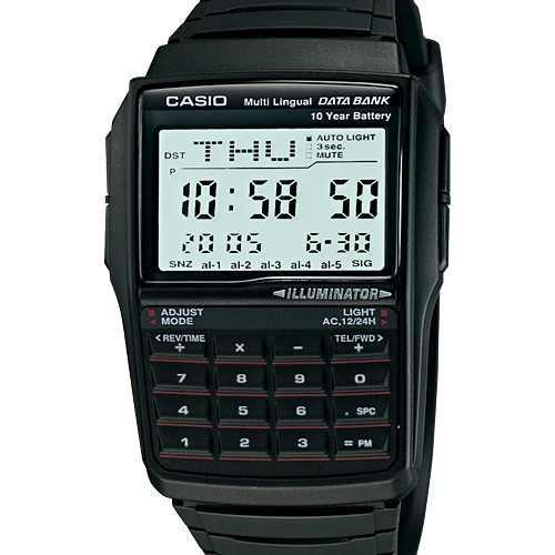Reloj Casio Calculadora - Original Con Caja