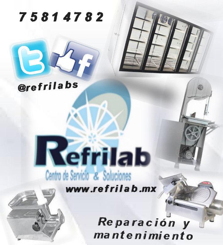Reparación de equipos industriales de línea blanca