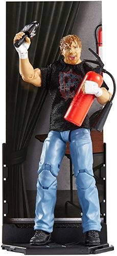 Serie Acción Wwe Elite Collection Dean Ambrose Figura 48