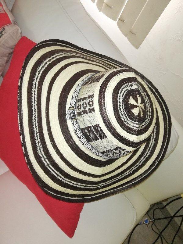 Sombrero vueltiao colombiano 100 %    nuevo    4d312b3f91f