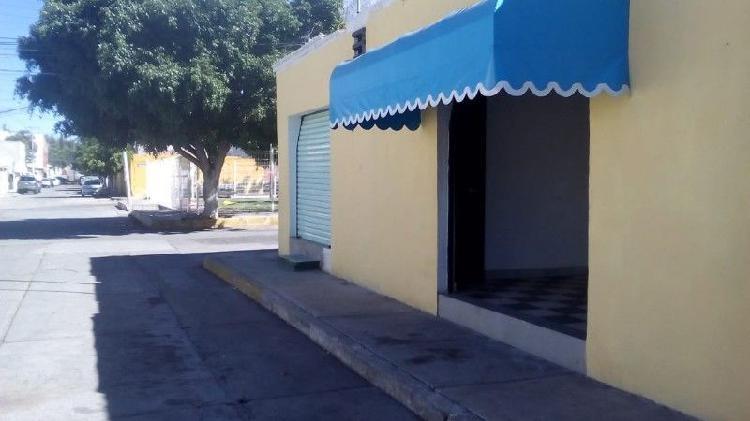 Traspaso local de alimentos en esquina