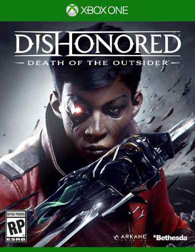 Videojuego Dishonored: The Death Of The Outsider Para Xbox