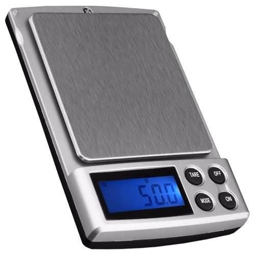 Báscula Digital Gramera 0.01gr X 500gr - 0.01 X 500 Gramos