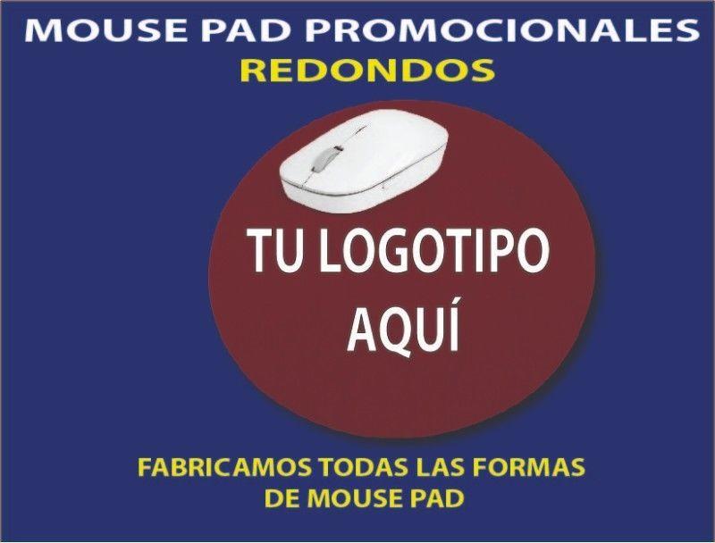 MOUSE PAD PUBLICITARIOS CON TU PRODUCTO