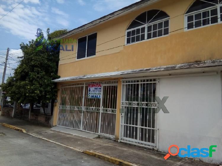 Renta Casa 3 recamaras Coatzintla Veracruz, Adolfo Ruiz
