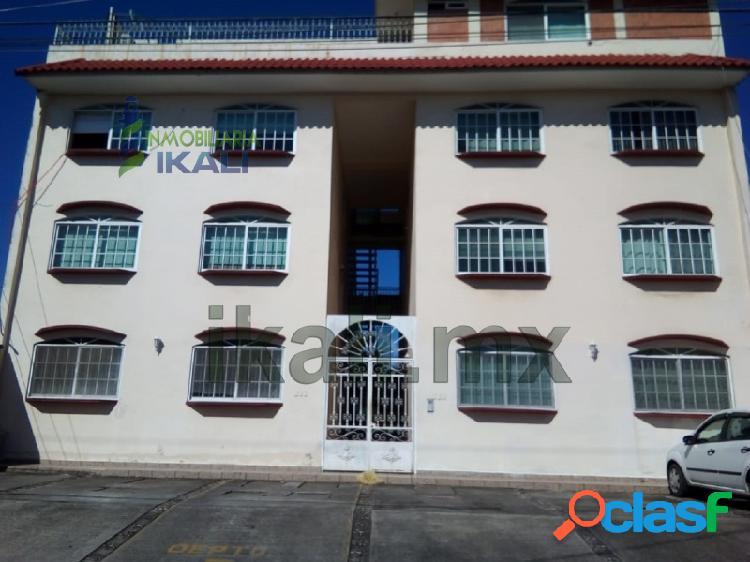 Renta Departamento 2 Recamaras 1er piso Poza Rica Veracruz,