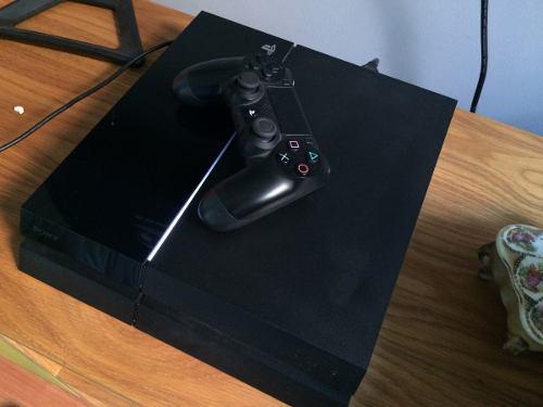 Consola Ps4 Playstation 4 500gb Con 5 Juegos