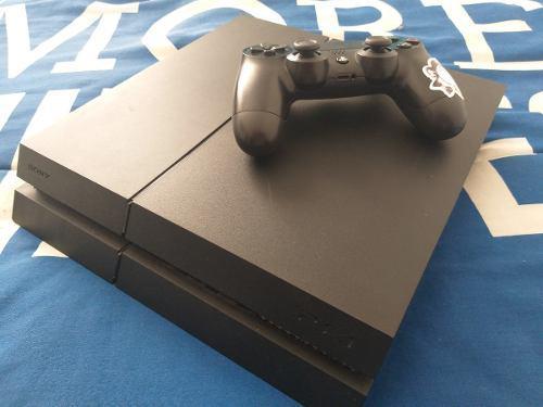 Consola Ps4 Slim De Medio Tera Con Juegos