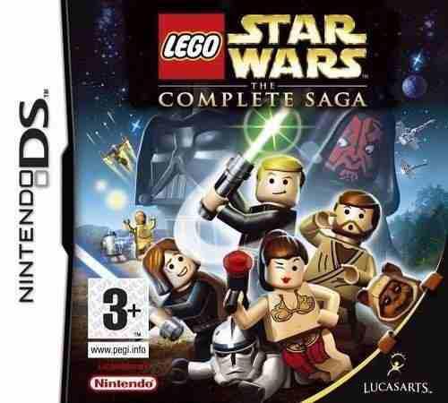 Ds / 3ds - Lego Star Wars (acepto Mercado Pago Oxxo)