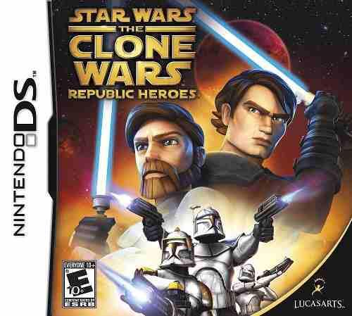 Ds / 3ds Star Wars Clone Wars (acepto Mercado Pago Y Oxxo)