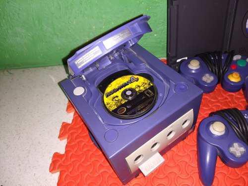 Game Cube Completo 2 Juegos