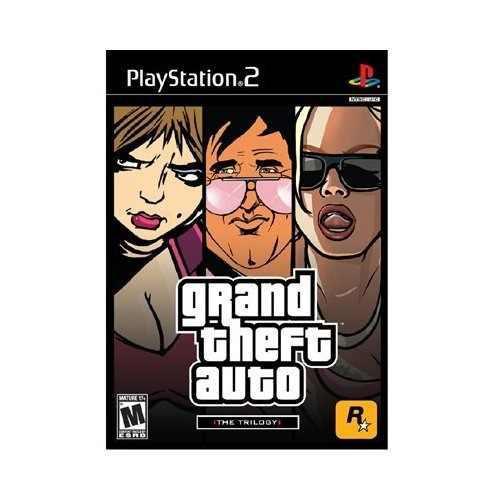 Grand Theft Auto: The Trilogy Grand Theft Auto Iii Grand