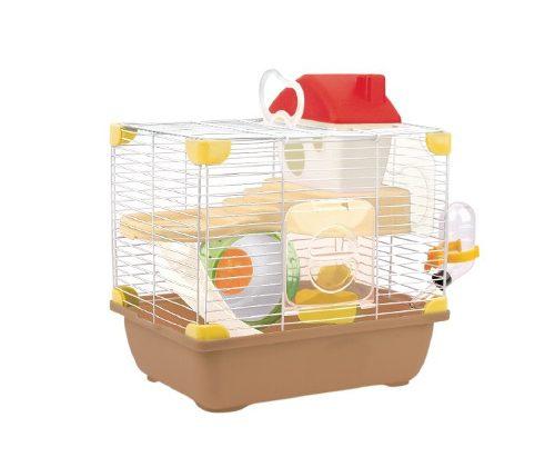 Jaula Plastica Para Hamster 28.9x22.2x30.1 Varios Colores