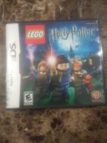 Juego De Harry Potter Para Nintendo 3ds Y Nintendo Ds