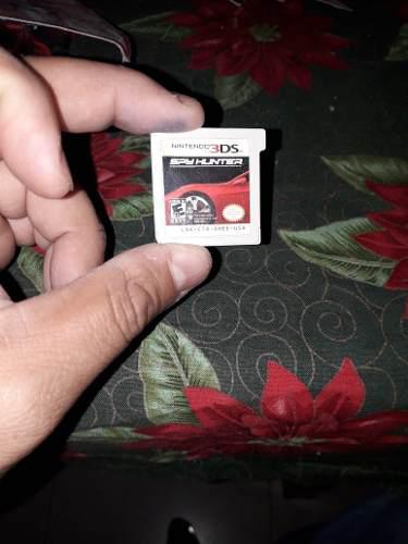 Juego Nintendo 3ds Space Hunter