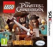 Lego Piratas Del Caribe 3ds Usado