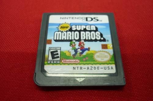 Longaniza Games * Ds, 2ds Y 3ds New Super Mario Bros