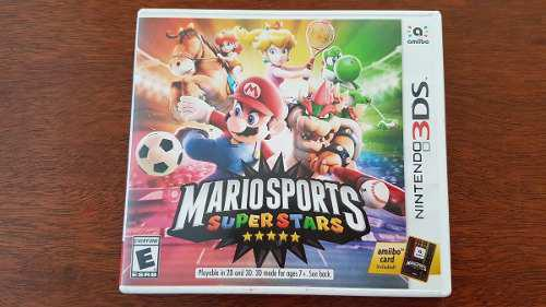 Mario Sports Superstars Nintendo 3ds Xl Envío