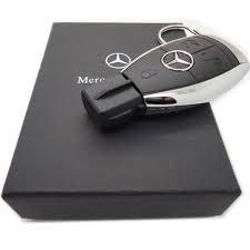 Memoria Usb Llave De Mercedes Benz En Caja --envio Gratis--