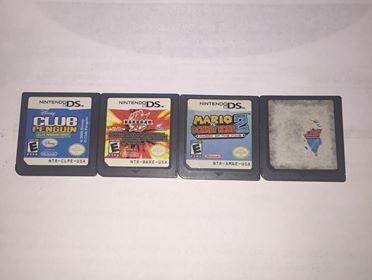 Paquete De 3 Juegos 3ds