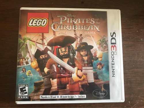 Piratas Del Caribe 3ds