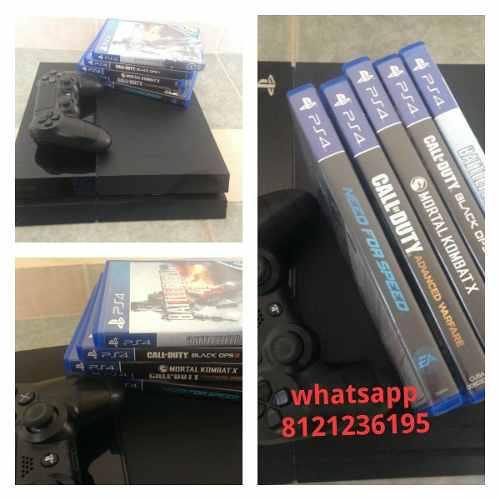 Play 4 4 Juegos Ps4