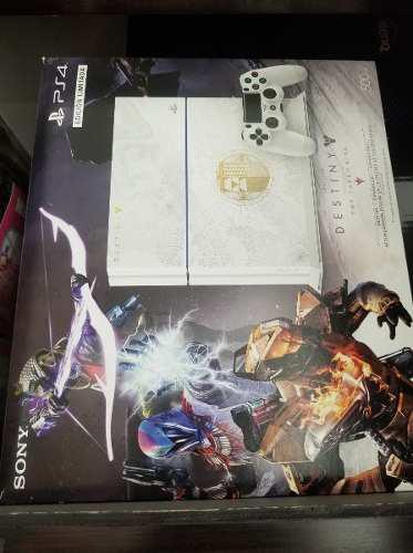 Playstation 4, Ps4, Edicion Especial Destiny Con Juego