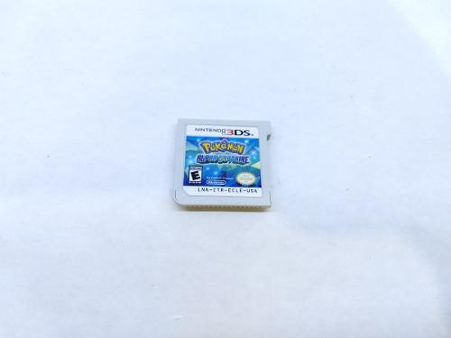 Pokemon Alpha Sapphire S/c N3ds Gamers Code**