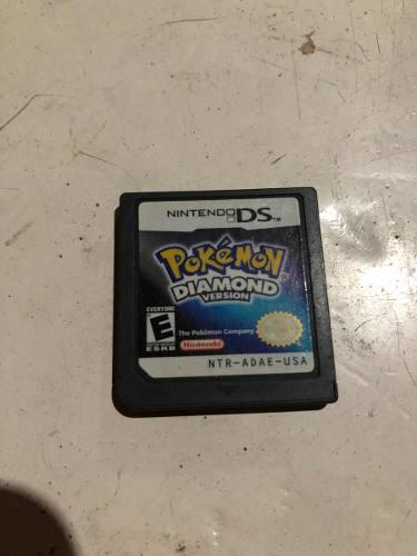 Pokemon Diamond 3ds