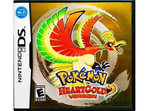 Pokemon Heartgold + 493 Pokes - Nintendo Ds 2ds & 3ds