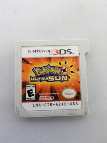 Pokemon Ultrasun Pokemon Ultra Sun Para Nintendo 3ds