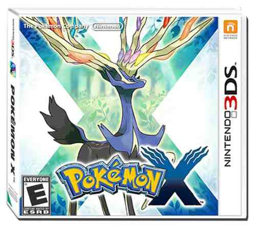Pokemon X Para Nintendo 3ds !!! Ya Disponible!!!