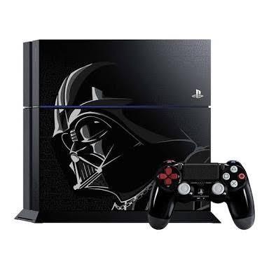 Ps4 500gb Edicion De Star Wars Seminuevo