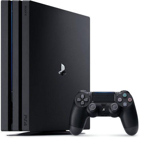 Ps4 Pro Con 13 Juegos Y 2 Controles Ps Camera