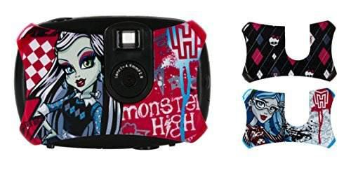 Sakar Monster High Camara Digital Con Placa Frontal - Sakar