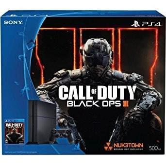 Sony Playstation 4 (ps4) Consola Bundle Con Call Of Duty O