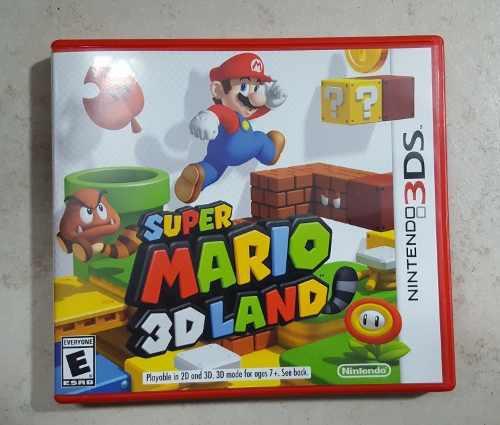 Super Mario 3d Land 3ds Envio Gratis