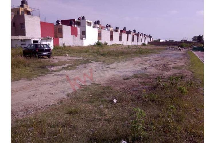 Terreno en renta en Cuautlancingo