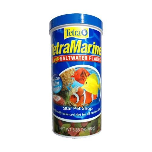 Tetramarine Flakes 160 Gr Aleman En Oferta