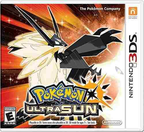 Videojuego Pokémon Ultra Sun Par Nintendo 3dsCtrpa2ae