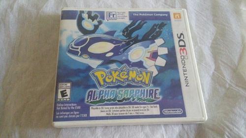 Wow! Pokemon Alpha Sapphire 3ds