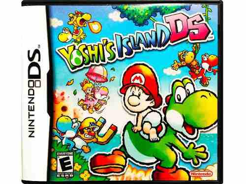 Yoshis Island Ds - Nintendo Ds 2ds & 3ds