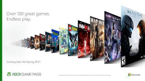 170 Juegos Para Xbox One - Game Pass - Offline - 6 Meses