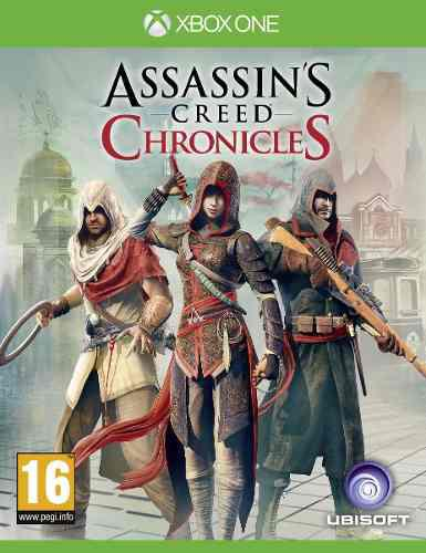 Assassins Creed Chronicles Xbox One Nuevo