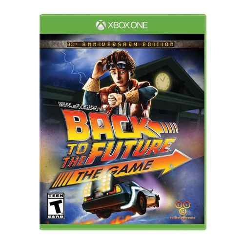 Back To The Future: The Game - Xbox One- Nuevo