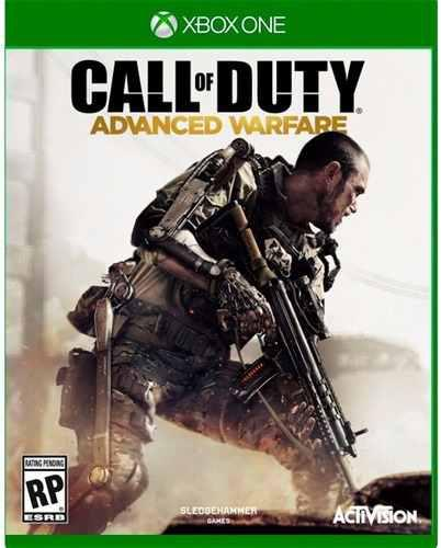 Call Of Duty Advanced Warfare Xbox One Nuevo Y Sellado Juego